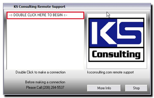 KS Consulting - Remote Support Software